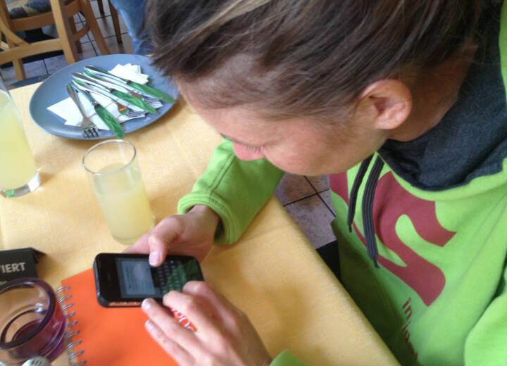 Runplugged gibt es zunächst nur für iOS, Android wird folgen. Appdownload unter http://bit.ly/1lbuMA9