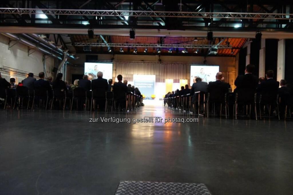Vortrag, Saal, © Dirk Herrmann (11.05.2014)