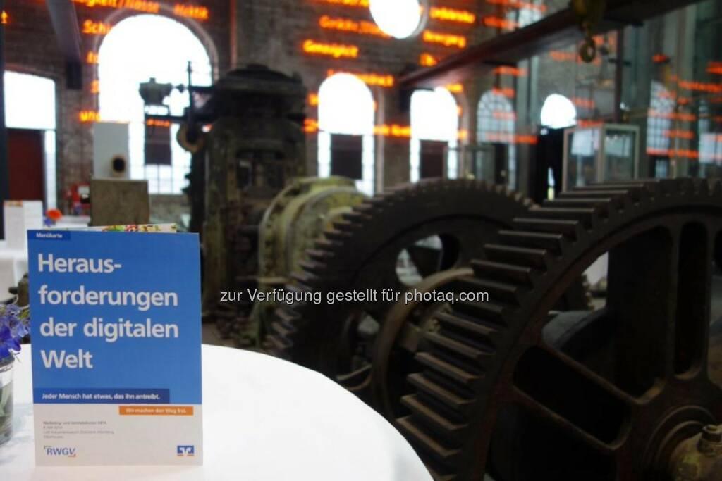 Herausforderungen der digitalen Welt ; digital, © Dirk Herrmann (11.05.2014)