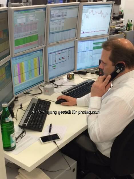 Michael Laufenberg ist bei Close Brothers Seydler Bank für die Wiener Aktien zuständig. Laufenberg ist seit drei Jahrzehnten am Kapitalmarkt tätig (12.05.2014)
