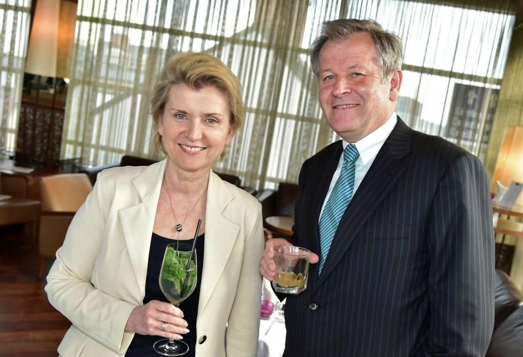 Eva Marchart, Eduard Zehetner (12.05.2014)