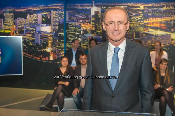 ÖVP-Kandidat Othmar Karas