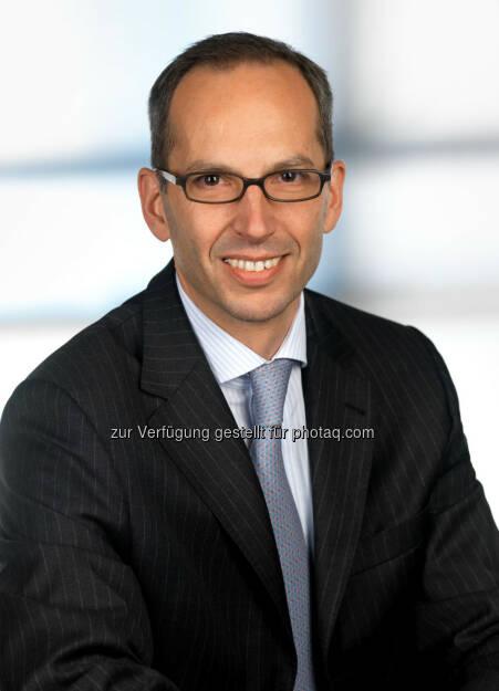 Andreas Fleischmann neuer Aufsichtsratsvorsitzender der Raiffeisen Informatik GmbH (14.05.2014)
