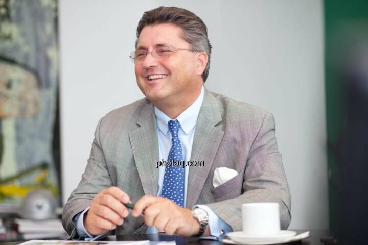 Karl-Heinz Strauss, Porr AG