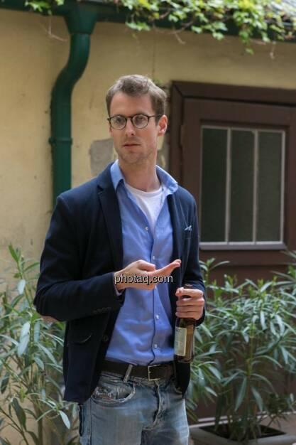 Constantin Simon (Nixe), © finanzmarktfoto.at/Martina Draper (15.05.2014)