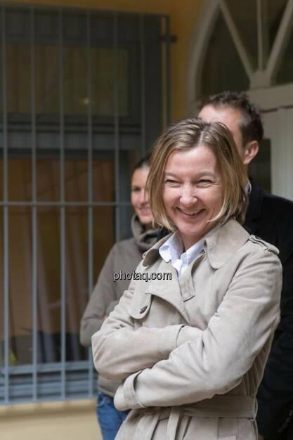 Doris Gstatter (IR & mehr), © finanzmarktfoto.at/Martina Draper (15.05.2014)