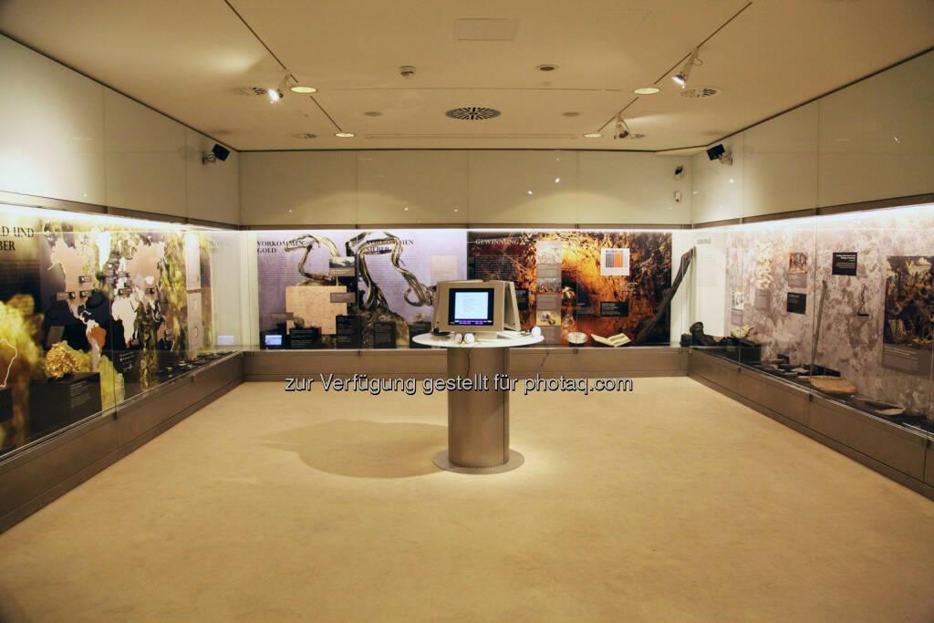 Blick in die Ausstellung (18.05.2014)