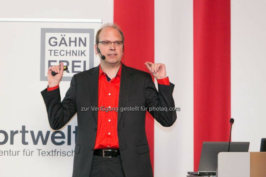 Klaus Eck (Eck Consulting Group), © Martina Draper für Corporate Culture Club (18.05.2014)