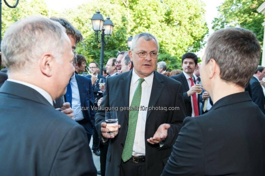Michael Buhl (c) WIener Börse, © Drastil / bzw. Wiener Börse (2) (20.05.2014)