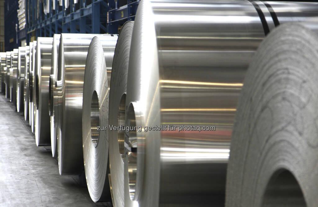 Rolling - Bänder, © Amag AG Homepage (25.12.2012)