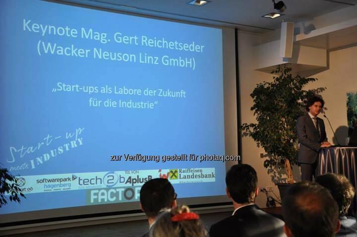Gert Reichetseder, Wacker Neuson (Bild: Akostart)