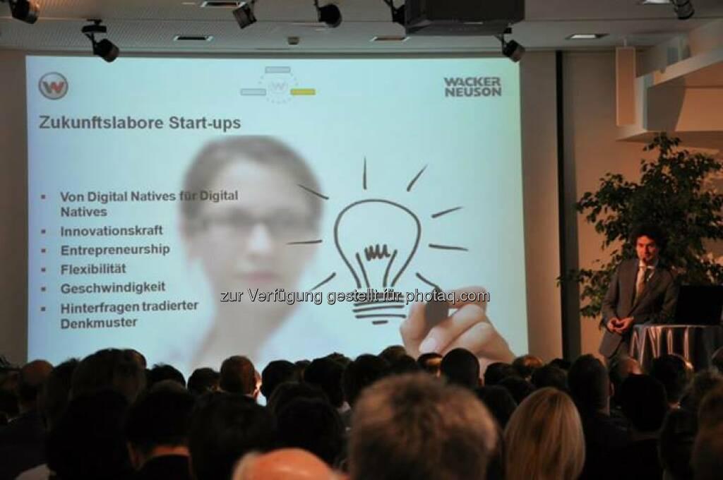 Zukunftslabore Start-ups (Bild: Akostart), © Akostart (26.05.2014)
