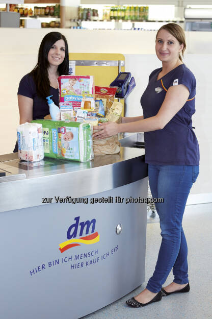 dm drogerie markt GmbH: dm startet Spendenaktion für Flutopfer  (27.05.2014)