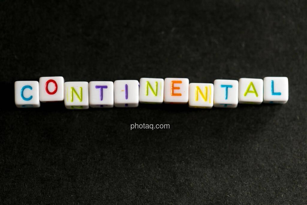 Continental, © finanzmarktfoto.at/Martina Draper (27.05.2014)