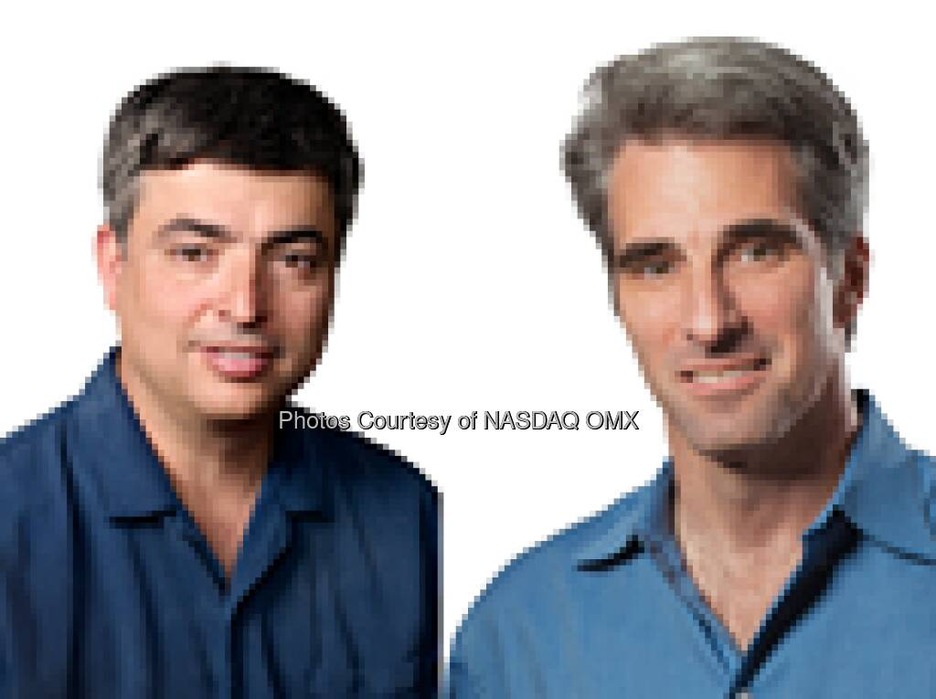 Code Conference Second Night Will Star @Apple Top Execs Eddy Cue and Craig Federighi http://on.recode.net/1rda9t6 #CodeCon The longtime Apple veterans and key decision makers at the company have contributed a lot to its success. Source: http://facebook.com/NASDAQ (28.05.2014)