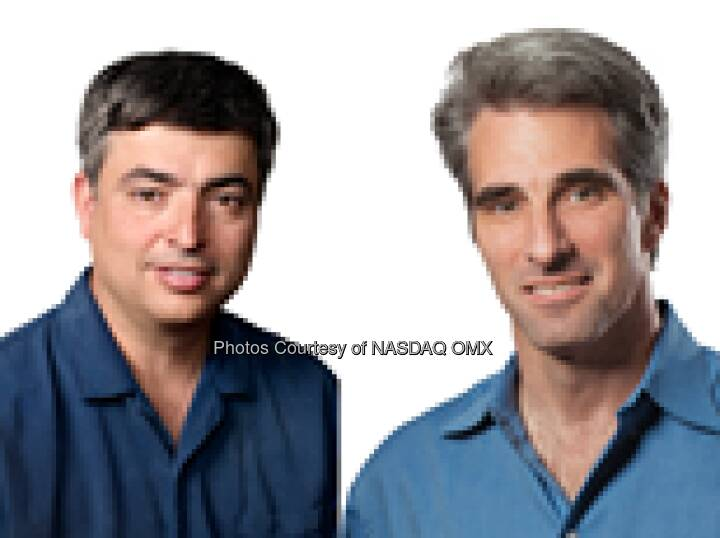 Code Conference Second Night Will Star @Apple Top Execs Eddy Cue and Craig Federighi http://on.recode.net/1rda9t6 #CodeCon The longtime Apple veterans and key decision makers at the company have contributed a lot to its success. Source: http://facebook.com/NASDAQ