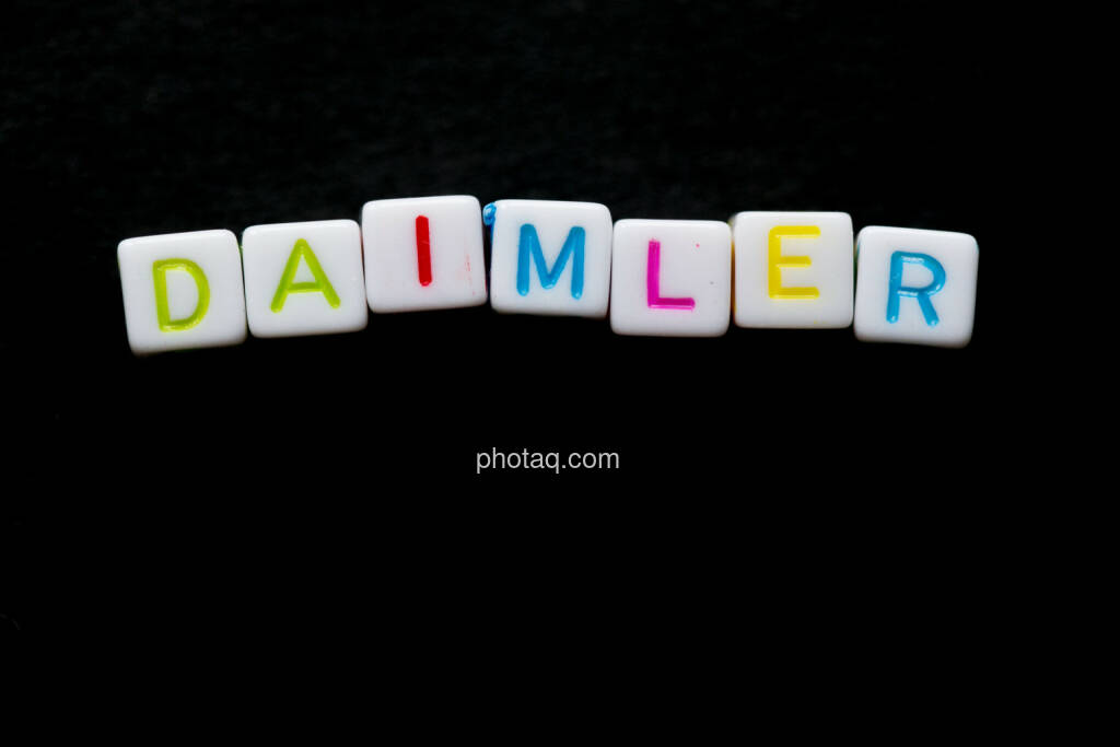 Daimler, © finanzmarktfoto.at/Martina Draper (28.05.2014)
