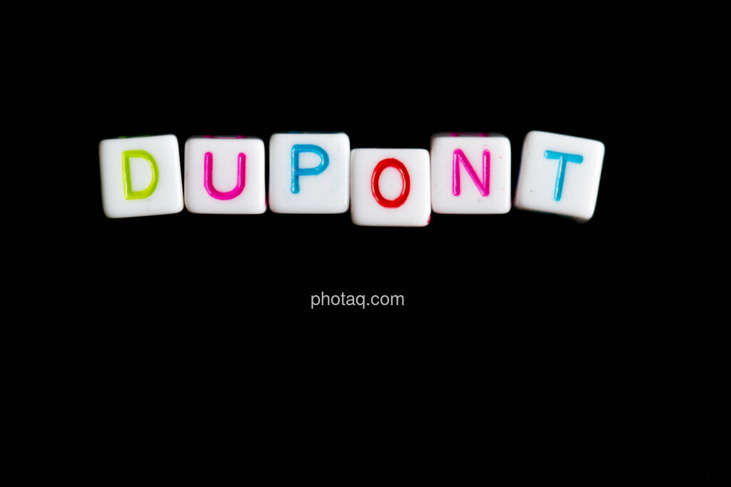 DuPont, © finanzmarktfoto.at/Martina Draper (28.05.2014)