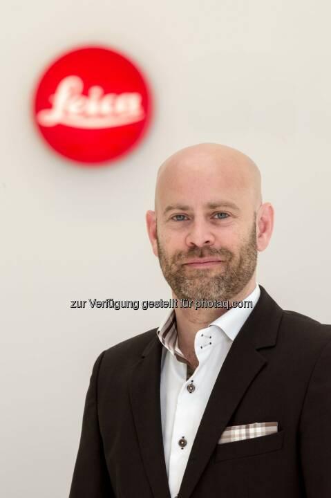 Leica: Holger Thurm verantwortet ab sofort als Leiter Unternehmenskommunikation weltweit die Medienarbeit des Herstellers von Kamera- und Sportoptikprodukten im hessischen Wetzlar.