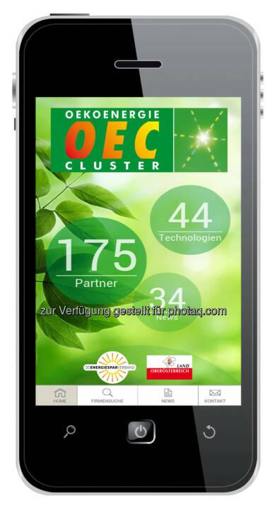 O.Ö. Energiesparverband: Neue Ökoenergie-App im Store kostenlos verfügbar