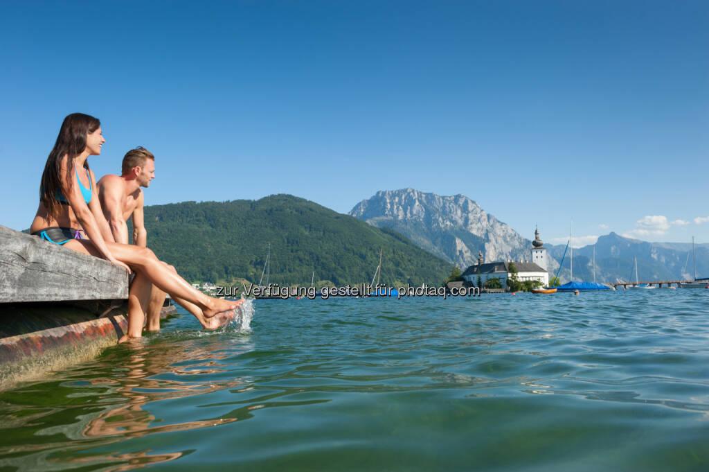 Sommer - Oberösterreich Tourismus: Sommertourismus: Oberösterreich zieht Kurzurlauber aus Nahmärkten an (c) Hochhauser, © Aussendung checkfelix (30.05.2014)