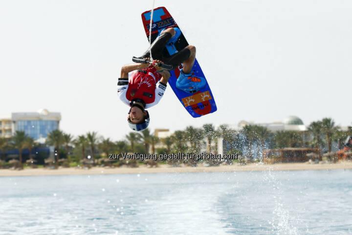 Tom Bridge (GBR), Red Sea Kitesurf World Cup (28. Mai bis zum 1. Juni ) in Soma Bay  (Bild: Hoch Zwei / Juergen Tap)