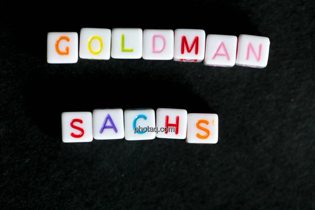 Goldman Sachs, © finanzmarktfoto.at/Martina Draper (01.06.2014)