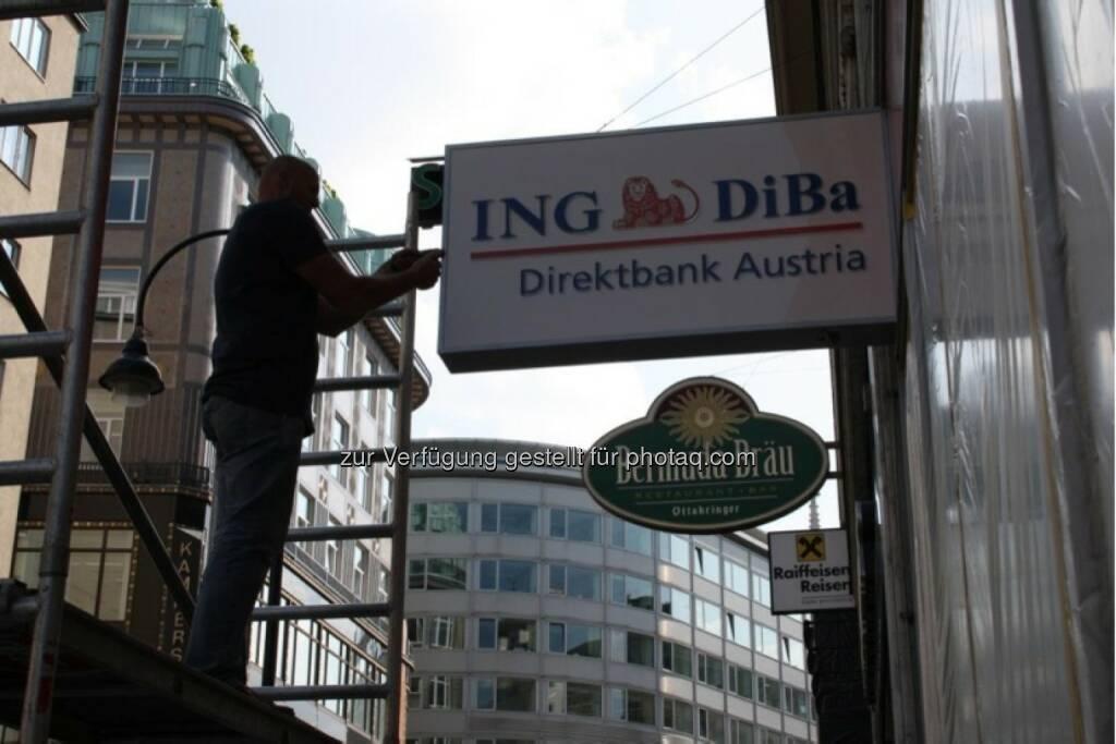 Der letzte Feinschliff, ING DiBa, ©  ING-DiBa Direktbank Austria (02.06.2014)
