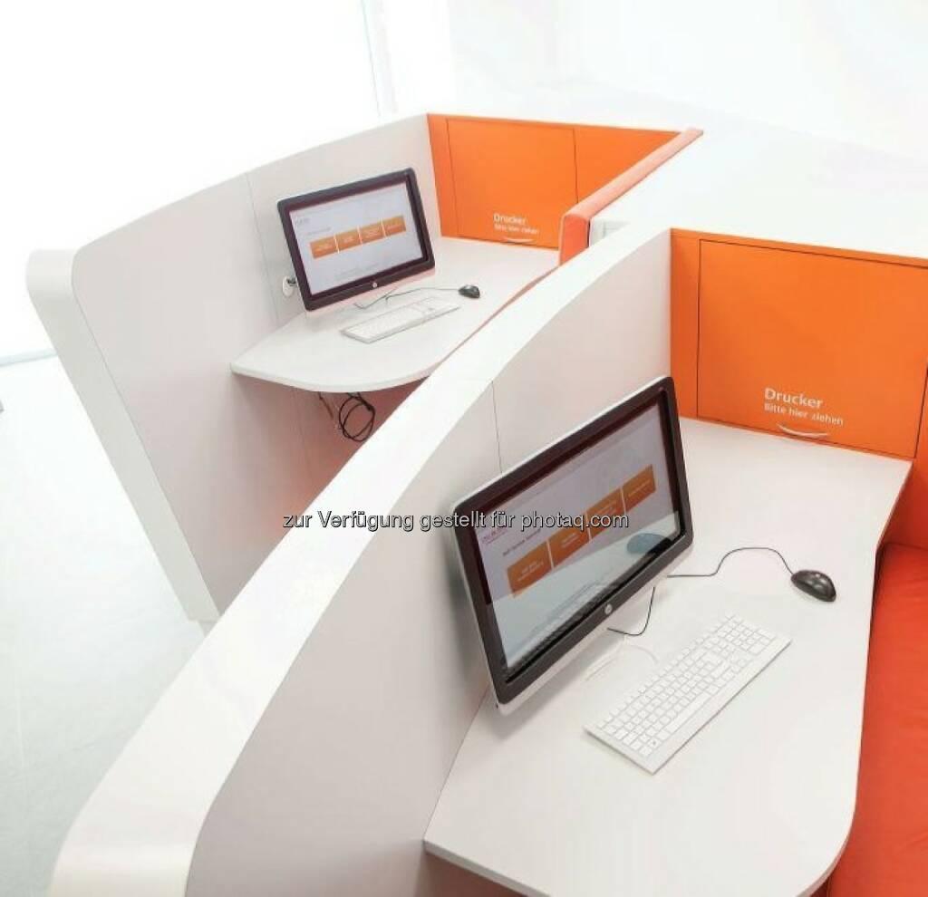 Self-Servicebereich ING DiBa, Computer, ©  ING-DiBa Direktbank Austria (02.06.2014)