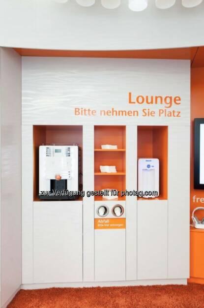 Lounge ING DiBa, ©  ING-DiBa Direktbank Austria (02.06.2014)