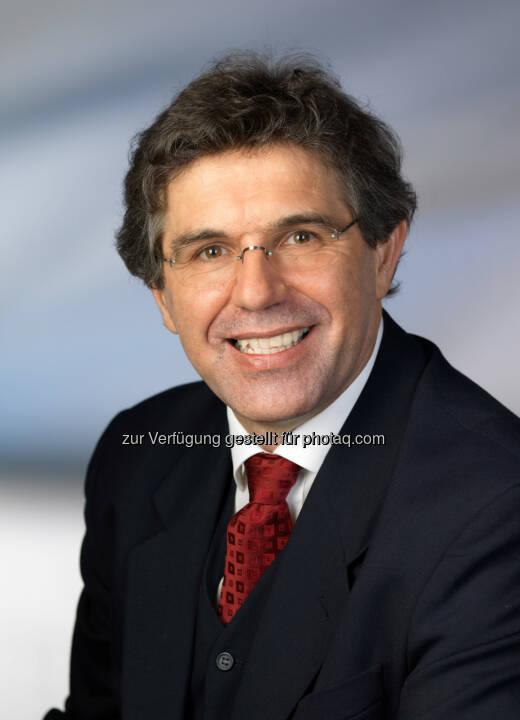 Gerhard Diendorfer, Leitung von Aldis, Prokurist der OVE Service GmbH