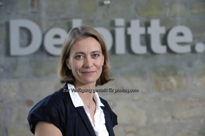 Margareta Holz (Partnerin Deloitte Österreich) - Eine aktuelle Umfrage von Deloitte, an der 123 Unternehmen teilnahmen, ergab, dass ein Drittel der befragten österreichischen Unternehmen bereits einmal Interimsmanager beauftragt hatten. (Bild: picco.at)