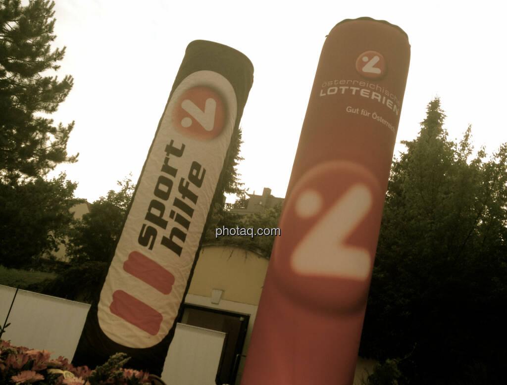 Sporthilfe, Lotterien, © Handypics für einen christian-drastil.com/blog (03.06.2014)