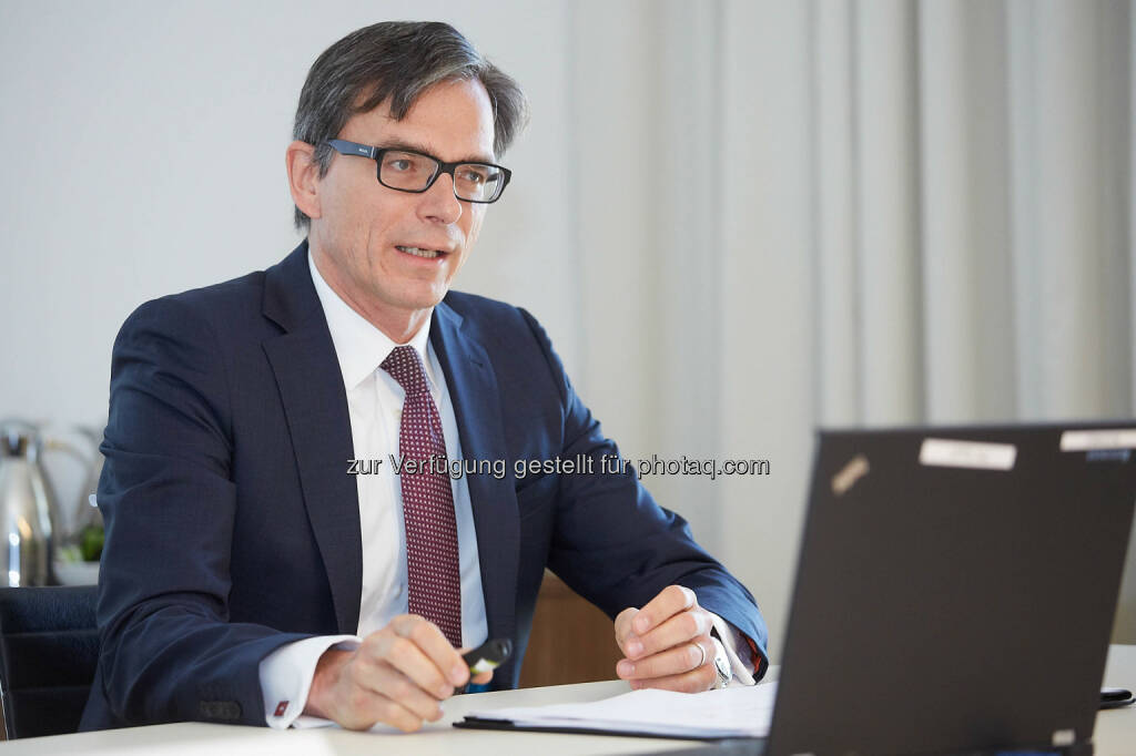 Michael Junghans, Vorsitzender der Geschäftsführung der B&C Industrieholding , © B&C Gruppe/APA-Fotoservice/Preiss (04.06.2014)