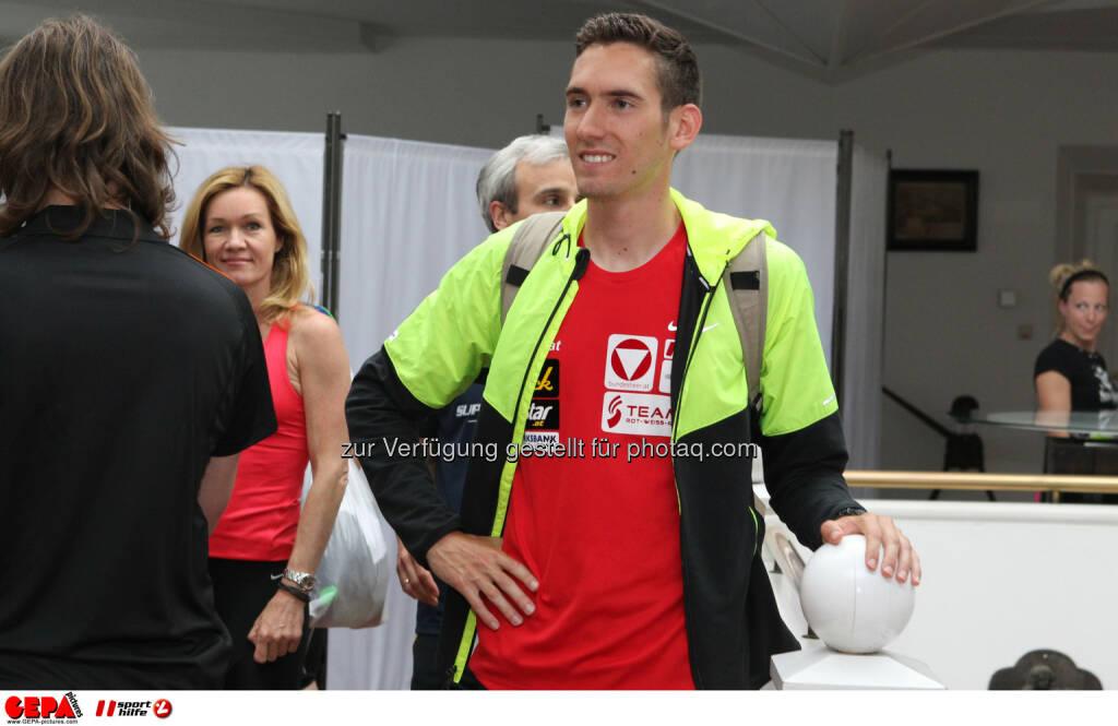 Andreas Vojta (AUT). Foto: GEPA pictures/ Philipp Brem (04.06.2014)