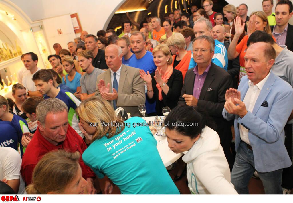 Uebersicht. Foto: GEPA pictures/ Philipp Brem (04.06.2014)