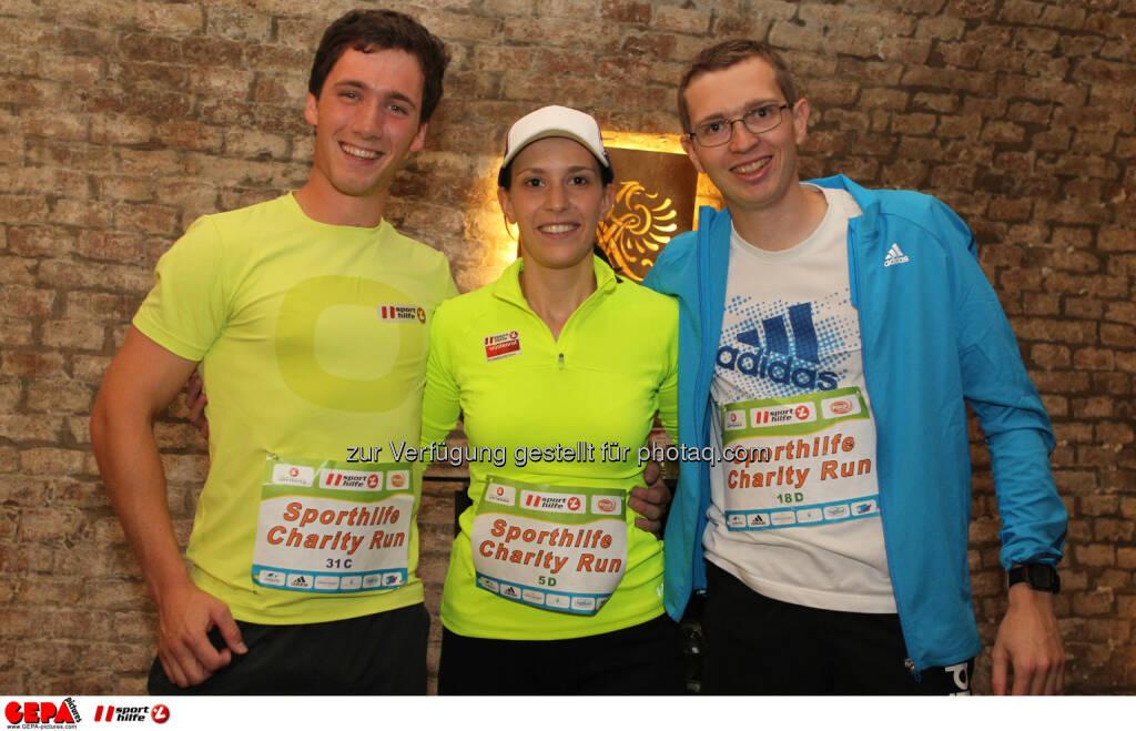 Teilnehmer, Katrin Ofner und Guenther Matzinger (AUT). Foto: GEPA pictures/ Philipp Brem (04.06.2014)