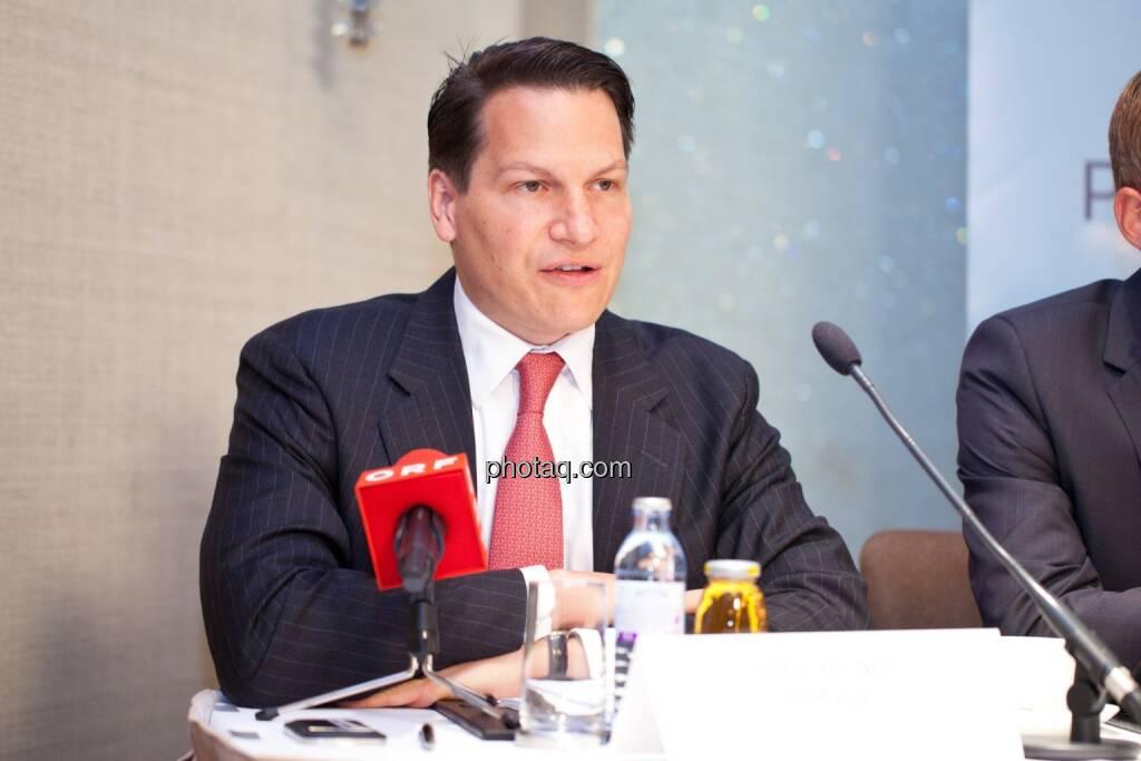 Stefan Weiner (JP Morgan), © photaq/Michi Mejta (04.06.2014)