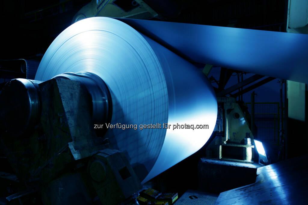 Stahl, © voestalpine - Homepage (29.12.2012)