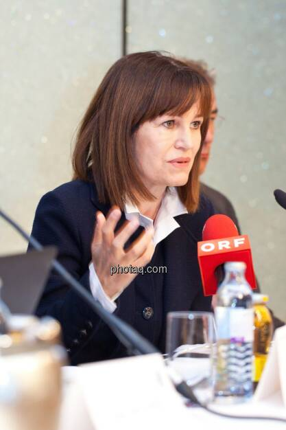 Birgit Kuras (Börse Wien) , © photaq/Michi Mejta (04.06.2014)