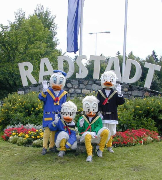 Radstadt: Radstadt - eine Stadt in Kinderhand, © Aussendung checkfelix (05.06.2014)
