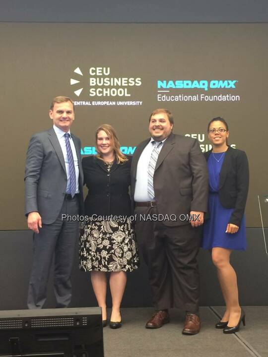 Wymeria Delta is the winner of the Ceubusiness + prezi + Nasdaq OMX new venture competition http://facebook.com/NASDAQ