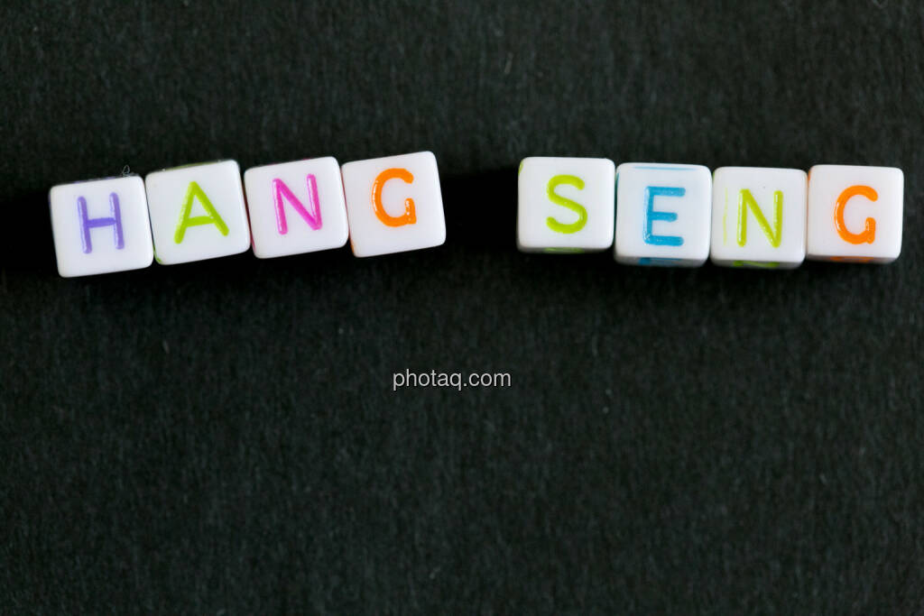 Hang Seng, © finanzmarktfoto.at/Martina Draper (09.06.2014)