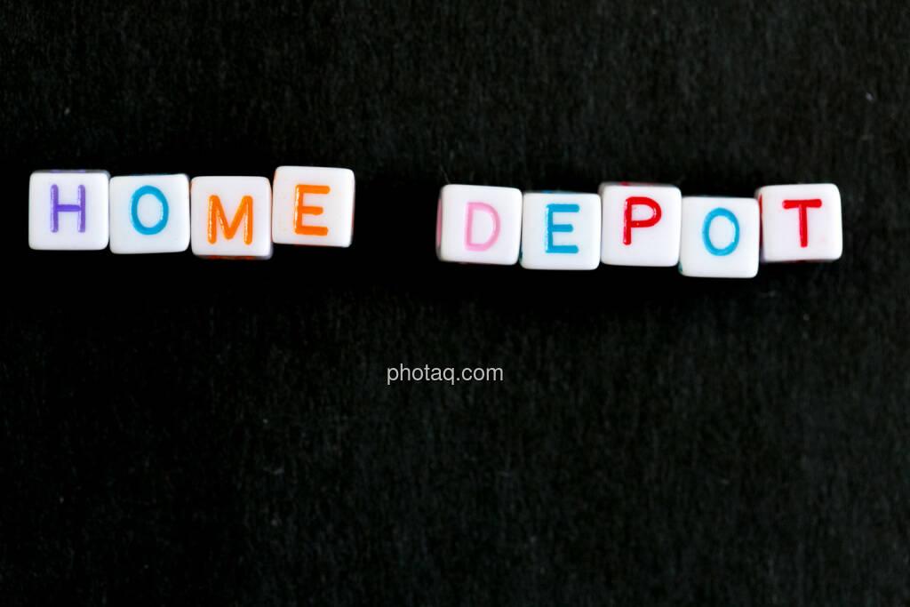 Home Depot, © finanzmarktfoto.at/Martina Draper (09.06.2014)