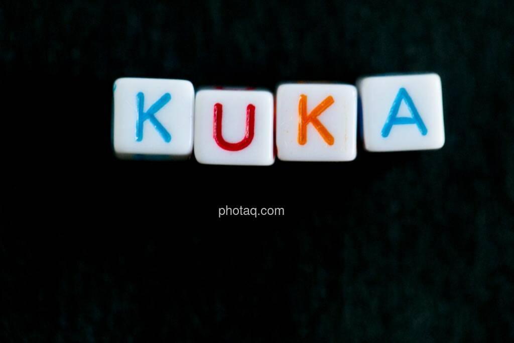 Kuka, © finanzmarktfoto.at/Martina Draper (11.06.2014)
