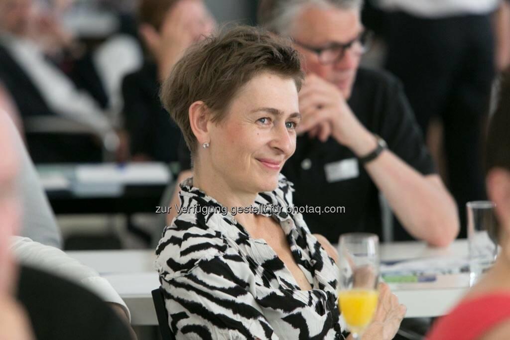 Sandra Majewski (CEO Roidinger Majewski), © Martina Draper für HR Circle (11.06.2014)