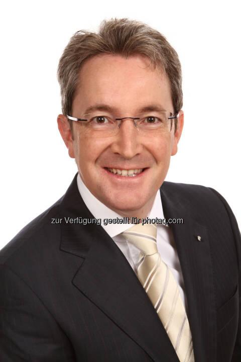 Christoph Obererlacher, CEO Swiss Life Select Österreich, wird zum 1. September 2014 CEO von Swiss Life Select  (c) Aussendung