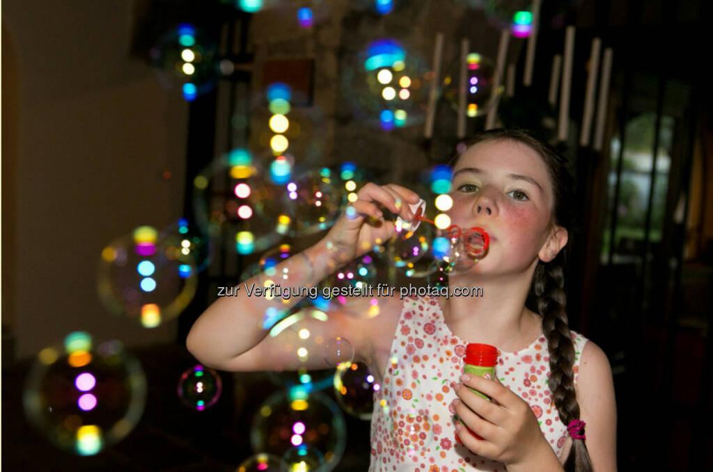 Blase, Blasen, Seifenblasen, © Martina Draper (12.06.2014)