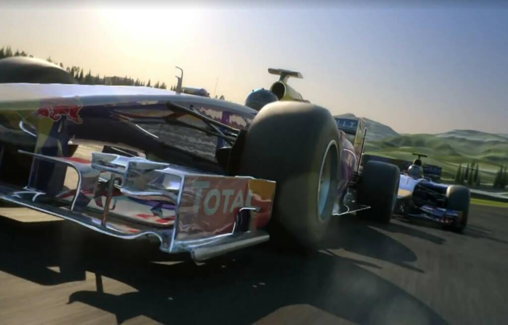 Ricciardo und Vettel am Red Bull Ring, &copy; siehe <a href=