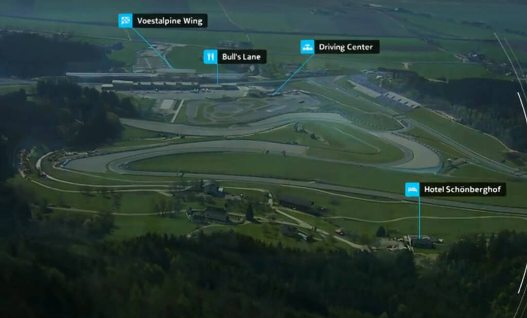Red Bull Ring in Spielberg, &copy; siehe <a href=